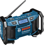 Afbeeldingen van Bosch radio sans fil gml soundboxx sans accu ni chargeur