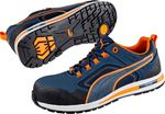 Afbeeldingen van PUMA Crosstwist Low 64.310.0 S3 HRO SRC bleu - orange 40