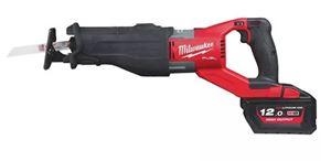 Image sur MILWAUKEE SCIE SABRE HAUTE PERFORMANCE M18FSX-121X