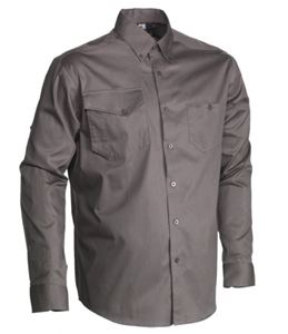 Afbeelding van Liquidation herock chemise nemon gris xl