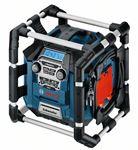 Image de Bosch radio powerbox360 start (gml 20) - be  (2 piles aa et câble aux in)