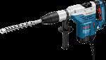 Afbeeldingen van Bosch marteau-perforateur gbh 5-40 dce  (poignée, torchon et tube de graisse) + gws 880