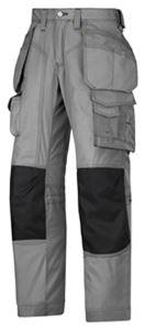 Image sur Snickers Pantalon poseur de sol PH 3223-1804-48 Gris