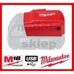Afbeeldingen van M18™ USB adaptateur pour Heated Jackets