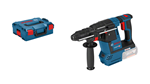 Image de Bosch marteau-perforateur sans fil gbh 18 v-26  (chargeur et batterie li-ion non livrée)