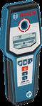 Afbeeldingen van Bosch détecteur gms 120 (ip54)  (1x pile 9 v 6lr61, dragonne et pochette de protection)