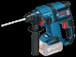 Image de Bosch marteau-perforateur sans fil gbh 18 v-ec  (c&g chargeur et batterie li-ion non livrée)