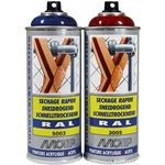 Image de MOTIP RAL ACRYL 1004 JAUNE OR BRILLANT 400 ML
