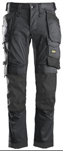 Afbeelding van Snickers Workwear Pantalon stretch PH  AW Gris Acier taille 112