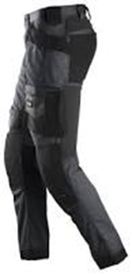 Image sur Snickers Workwear Pantalon stretch PH  AW Noir taille 146