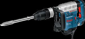 Image sur PROMO BOSCH MARTEAU-PIQUEUR GSH 5 CE SDS-MAX 1150W + COFFRET