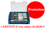 Afbeelding van PROMO BOSCH TOOL KIT 18V 3 MACHINES(GSR 18 V-28/GBH 18 V-20/GDX 18 V-180) + 3 ACCUS 4AH + L-BOXX