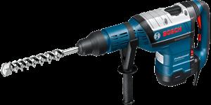 Image sur PROMO BOSCH MARTEAU-PERFORATEUR SDS-MAX GBH 8-45 DV 1500W + COFFRE