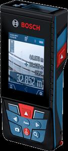 Image sur PROMO BOSCH TELEMETRE LASER GLM120C MAX 120M