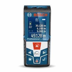 Image sur PROMO BOSCH TELEMETRE LASER GLM500 MAX 50M