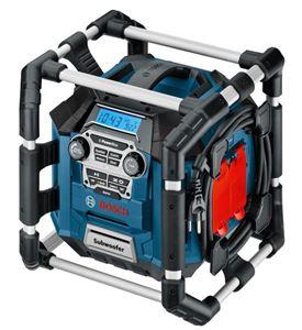 Afbeelding van PROMO BLACK FIDAY Bosch radio powerbox360 start (gml 20) - be  (2 piles aa et câble aux in)