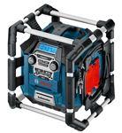 Image de PROMO BLACK FIDAY Bosch radio powerbox360 start (gml 20) - be  (2 piles aa et câble aux in)