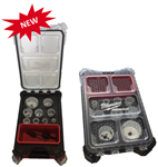 Afbeeldingen van  MILWAUKEE SET SCIE CLOCHE 12PCS EN PACKOUT