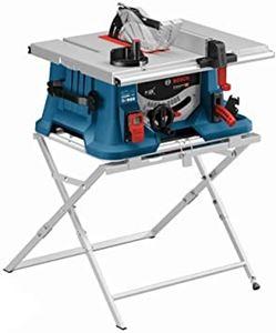 Image sur BOSCH MACHINE STATIONNAIRE SCIE A TABLE GTS635-216 +GTA 560
