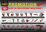 Afbeeldingen van Promo Milwaukee 1 machine 0X + 1 M18NRG-503 + 1 machine 0X (la moins chers) à -50%